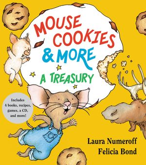 Mouse Cookies & More book image