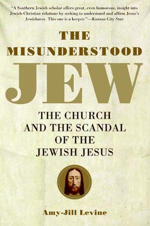 The Misunderstood Jew book image