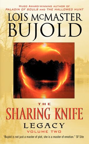 The Sharing Knife Volume Two book image