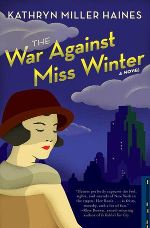 The War Against Miss Winter book image
