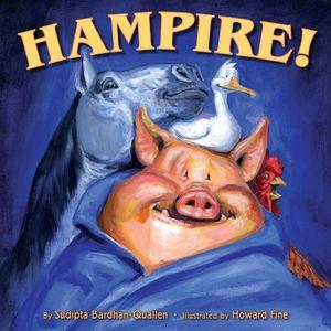 Hampire! book image