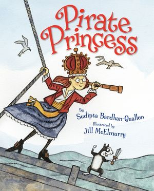 Pirate Princess book image
