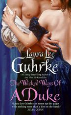 The Wicked Ways of a Duke Paperback  by Laura Lee Guhrke