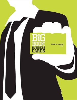Big Book of Business Cards book image