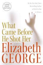What Came Before He Shot Her Paperback LTE by Elizabeth George