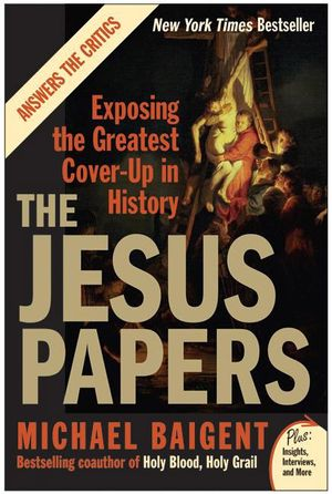 The Jesus Papers book image