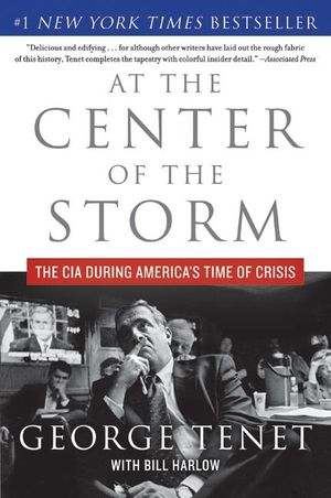 At the Center of the Storm book image