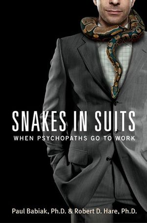 Snakes in Suits book image