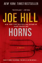 Horns Paperback  by Joe Hill