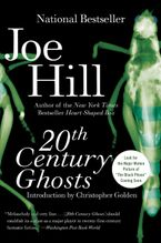 20th Century Ghosts Paperback  by Joe Hill