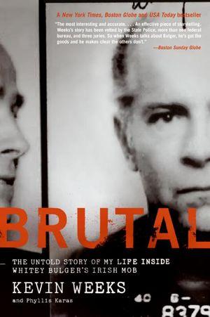 Brutal book image