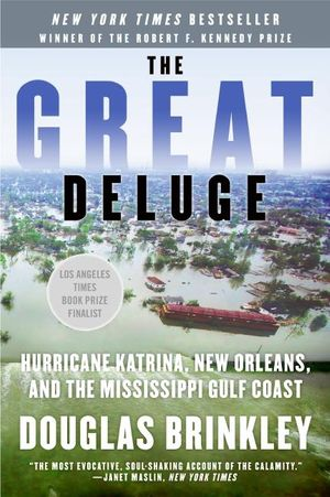 The Great Deluge book image