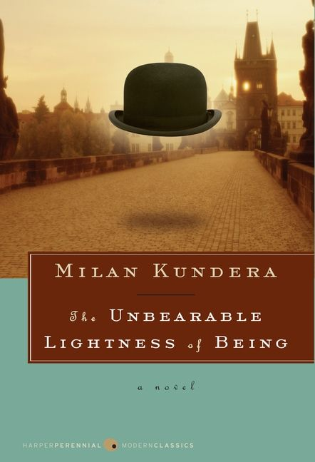 the unbearable lightness of being essays Home → sparknotes → literature study guides → the unbearable lightness of being → suggested essay topics to what extent can the unbearable lightness of.