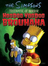 The Simpsons Treehouse of Horror Hoodoo Voodoo Brouhaha