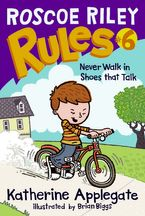roscoe-riley-rules-6-never-walk-in-shoes-that-talk