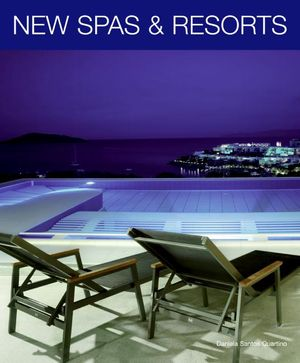 New Spas and Resorts book image