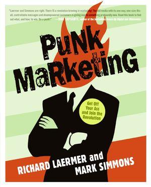Punk Marketing book image