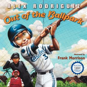 Out of the Ballpark book image