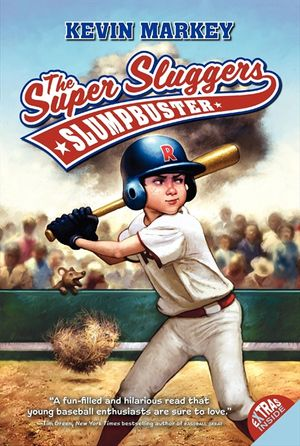 The Super Sluggers: Slumpbuster book image