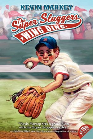 The Super Sluggers: Wing Ding book image