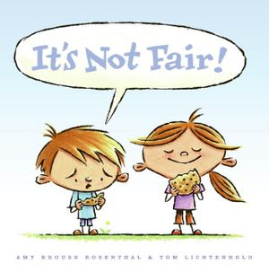 It's Not Fair! book image