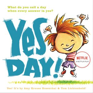 Yes Day! book image
