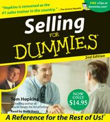 Selling For Dummies CD 2nd Edition