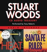 Stuart Woods CD Audio Treasury Low Price