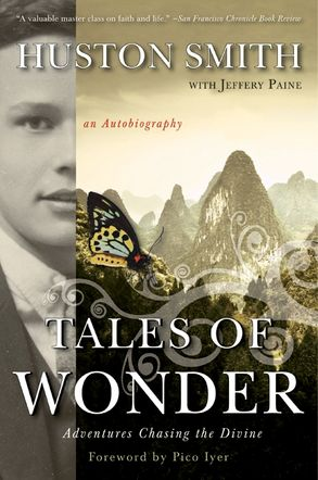 Cover image - Tales of Wonder: Adventures Chasing the Divine, an Autobiography