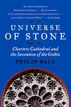 Universe of Stone Paperback  by Philip Ball