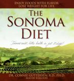 The Sonoma Diet Downloadable audio file ABR by Connie Guttersen
