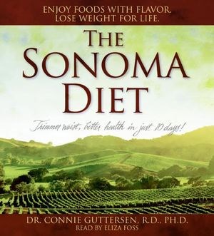 The Sonoma Diet book image