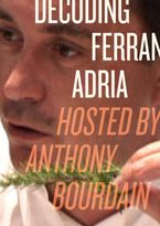 Decoding Ferran Adria DVD Hardcover  by Anthony Bourdain