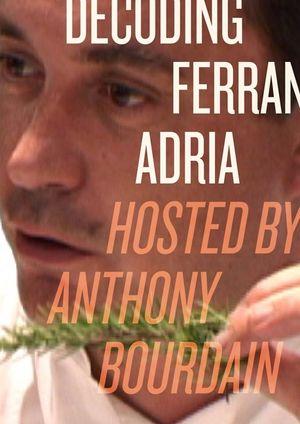 Decoding Ferran Adria DVD book image