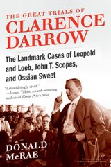 The Great Trials of Clarence Darrow