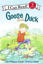 Goose and Duck Hardcover  by Jean Craighead George