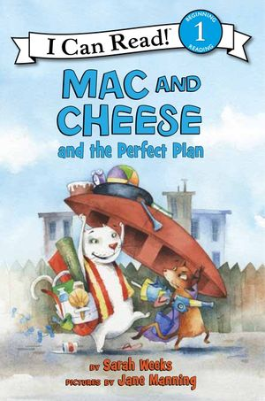Mac and Cheese and the Perfect Plan book image