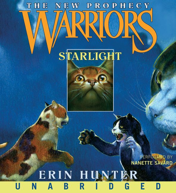 Warriors Erin Hunter Book Review: Warriors: The New Prophecy #4: Starlight