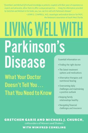 Living Well with Parkinson's Disease book image