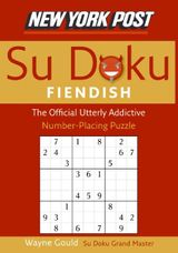 New York Post Fiendish Sudoku