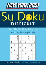 New York Post Difficult Sudoku