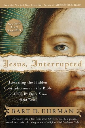Jesus, Interrupted book image