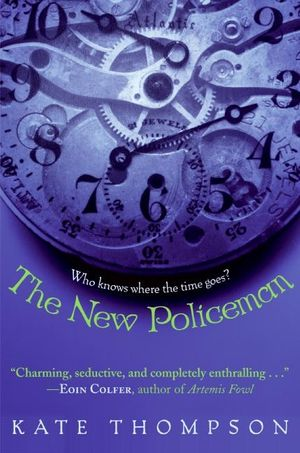 The New Policeman book image