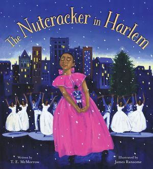 The Nutcracker in Harlem book image