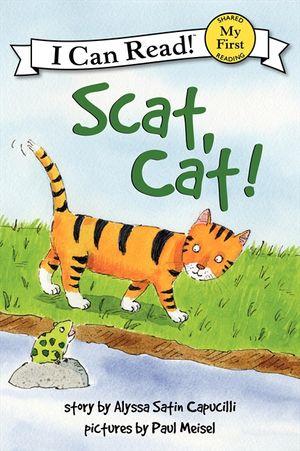 Scat, Cat! book image