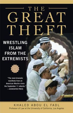 The Great Theft book image