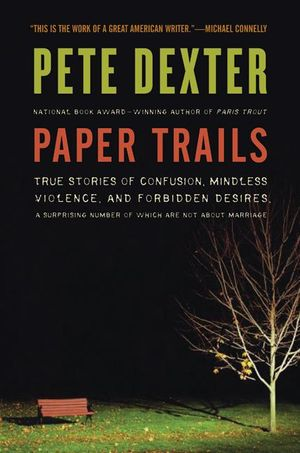 Paper Trails book image