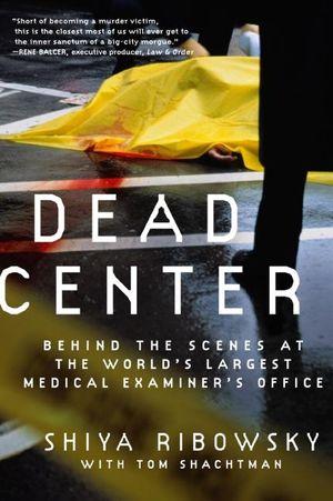 Dead Center book image