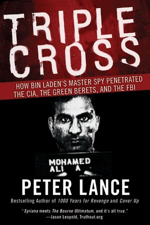 Triple Cross book image