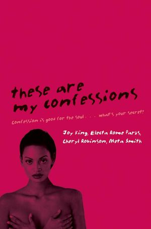 These Are My Confessions book image